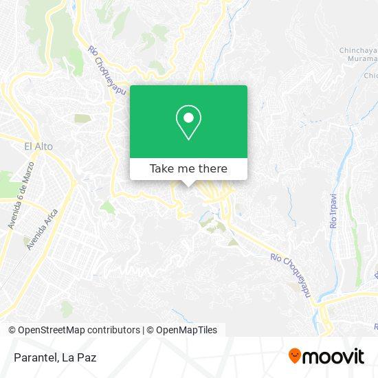 Parantel map