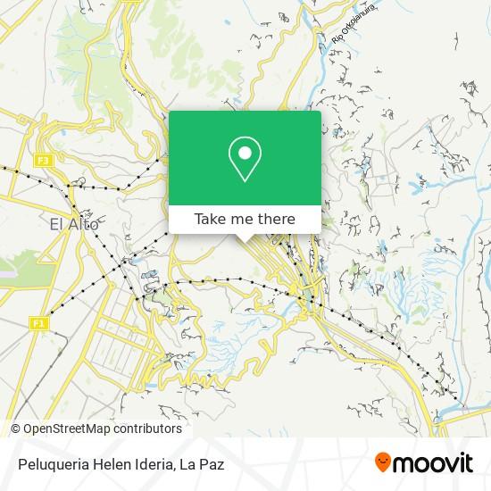Peluqueria Helen Ideria map