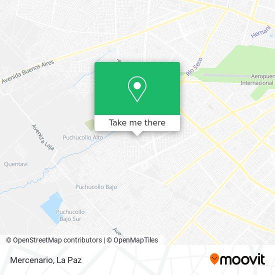 Mercenario map