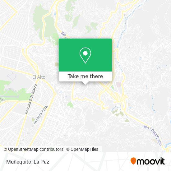 Kinder Muñequito map