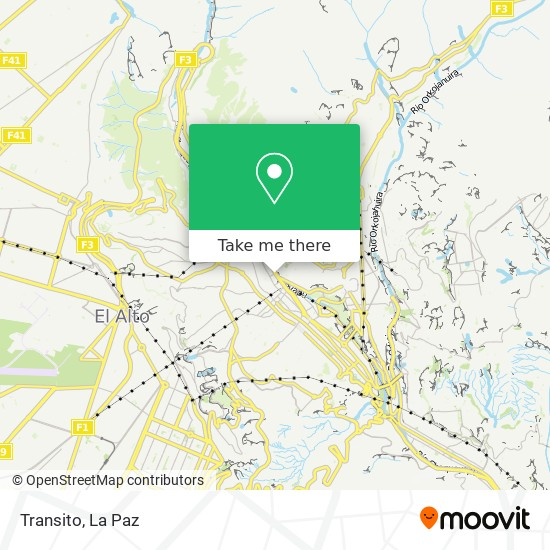 Transito map