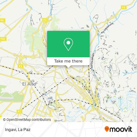 Ingavi map