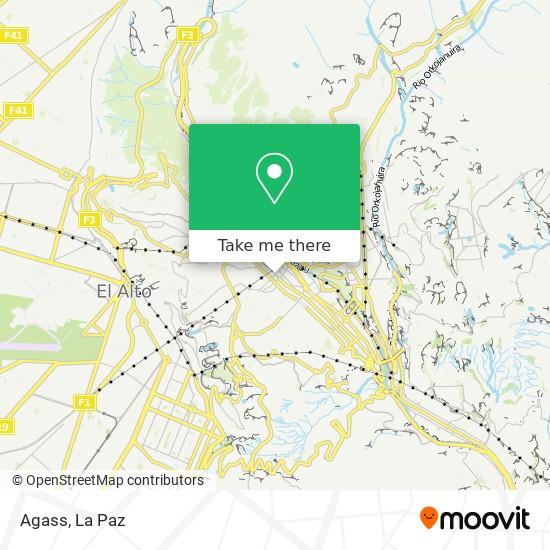 Agass map