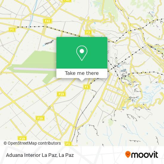 Almacenes La Paz map