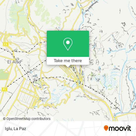 Iglu map