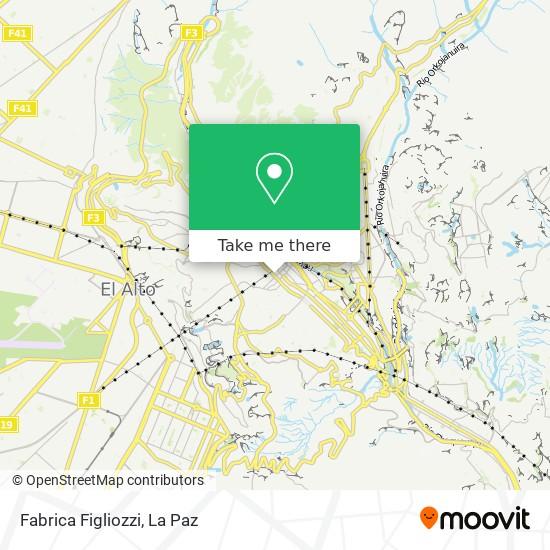 Fabrica Figliozzi map
