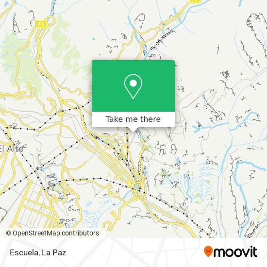 Escuela map