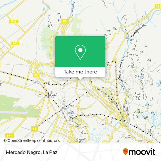 Mercado Negro map