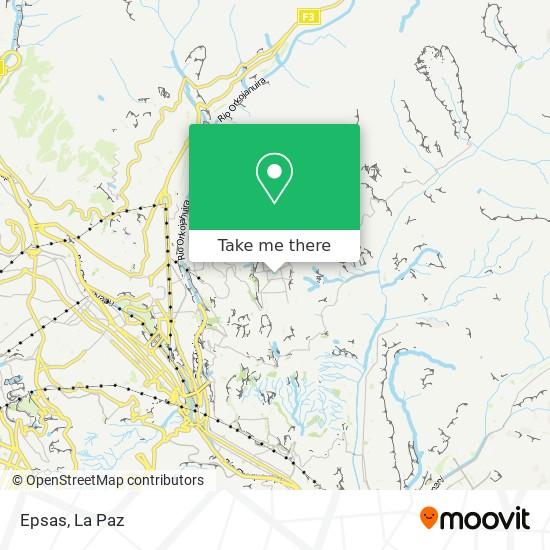 Epsas map
