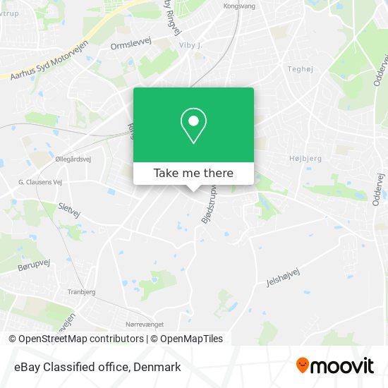eBay Classified office map