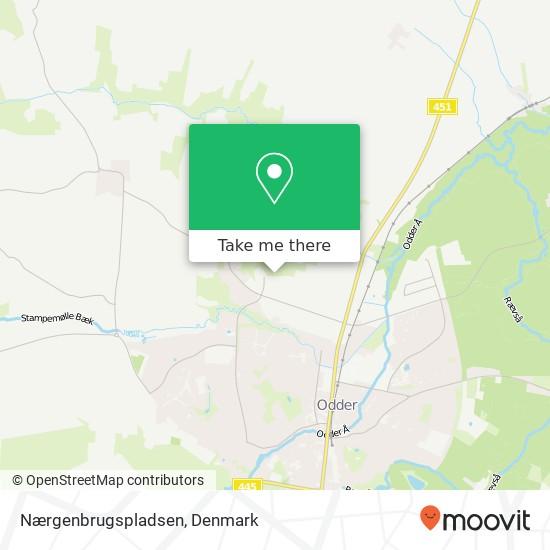 Nærgenbrugspladsen Karte