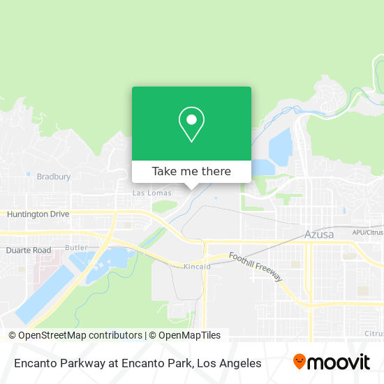 How To Get To Encanto Parkway At Encanto Park In Duarte By Bus Moovit