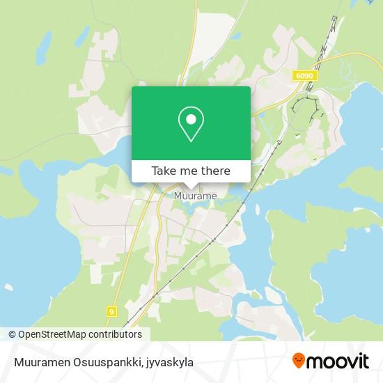 Muuramen Osuuspankki karta