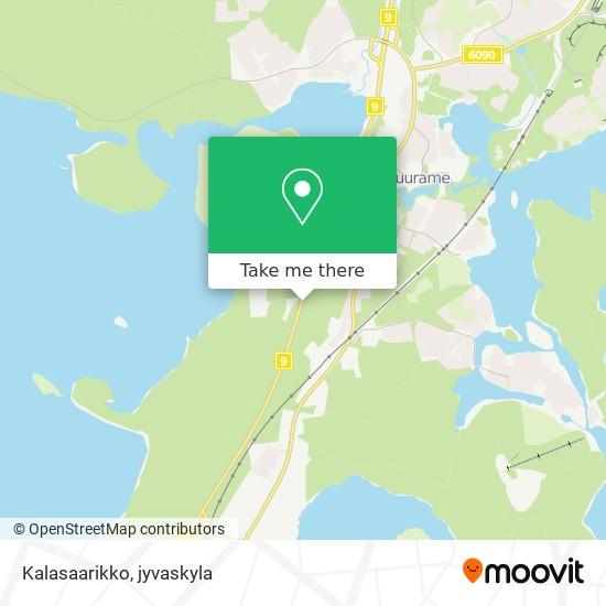 Kalasaarikko map