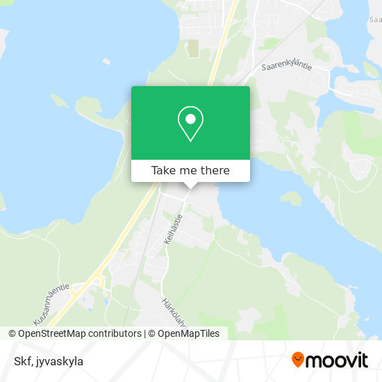 Skf map