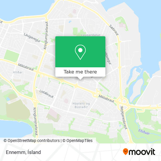 Ennemm map