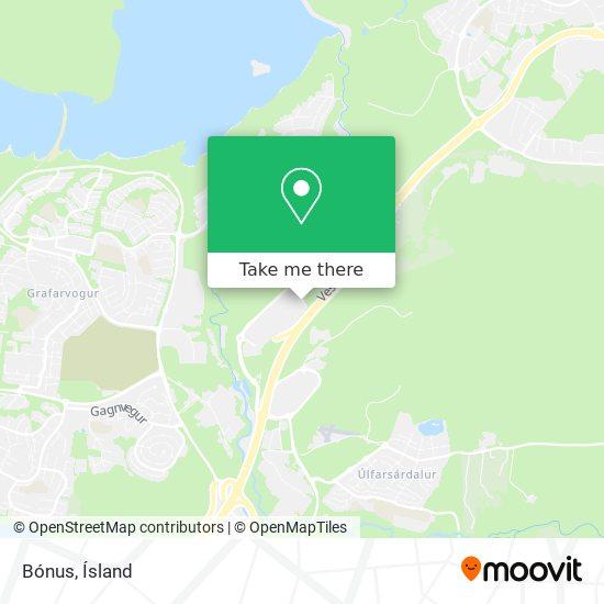 Bónus map