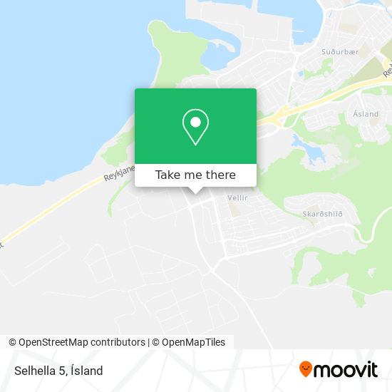 Selhella 5 map