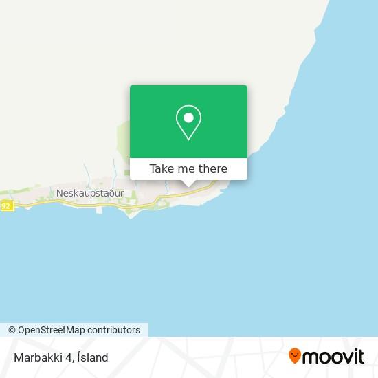 Marbakki 4 map