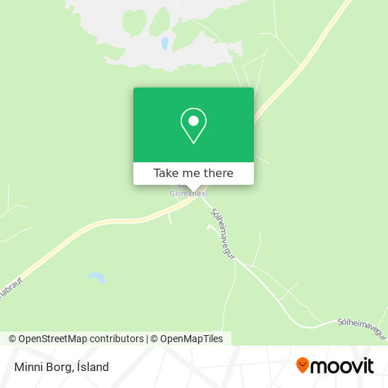 Minni Borg map
