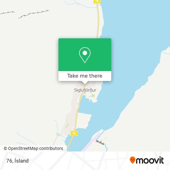 76 map