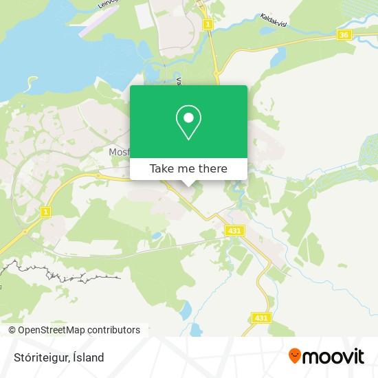Stóriteigur map