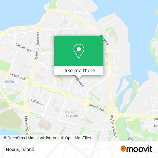 Nexus map
