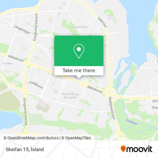 Skeifan 15 map
