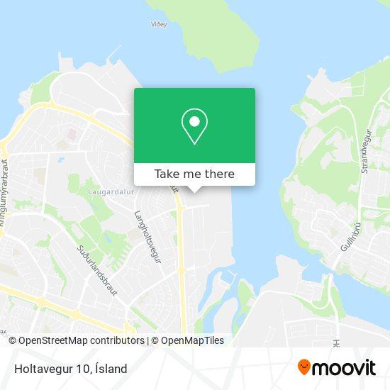 Holtavegur 10 map