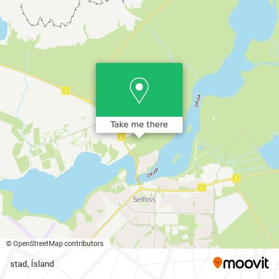 stad map