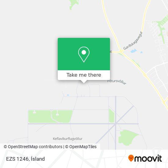 EZS 1246 map