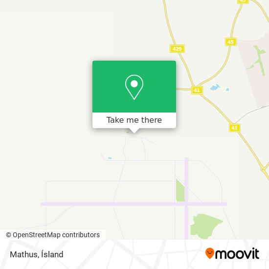 Mathus map