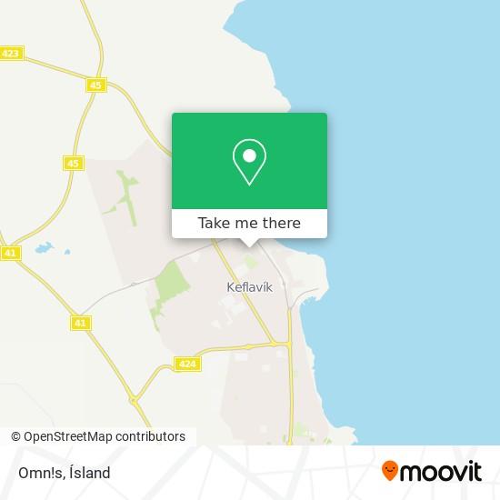 Omn!s map