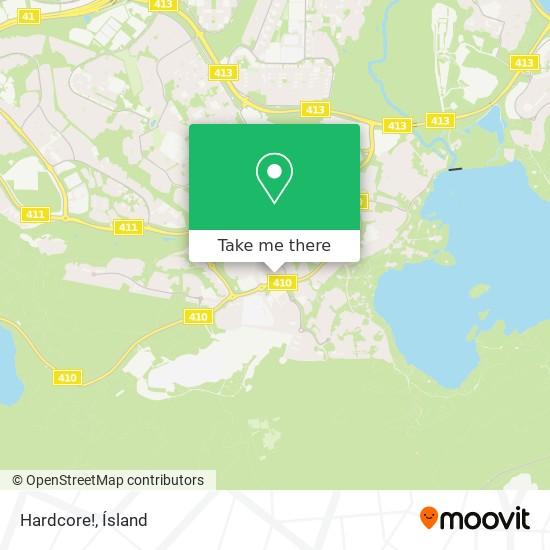 Hardcore! map