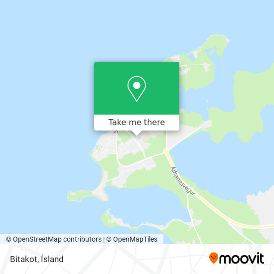 Bitakot map