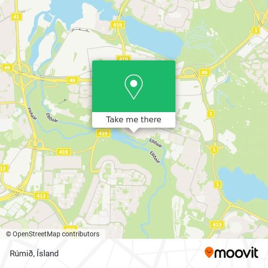 Rúmið map