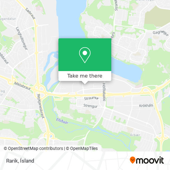 Rarik map