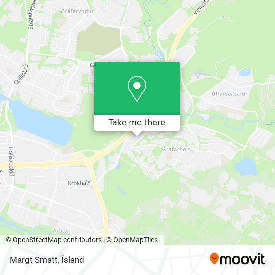 Margt Smatt map