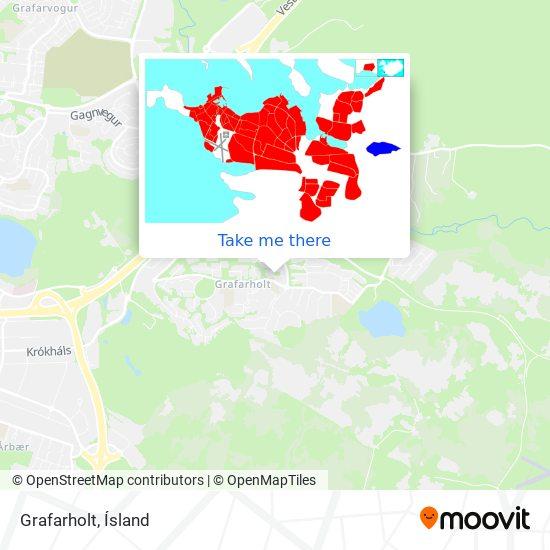 Grafarholt map