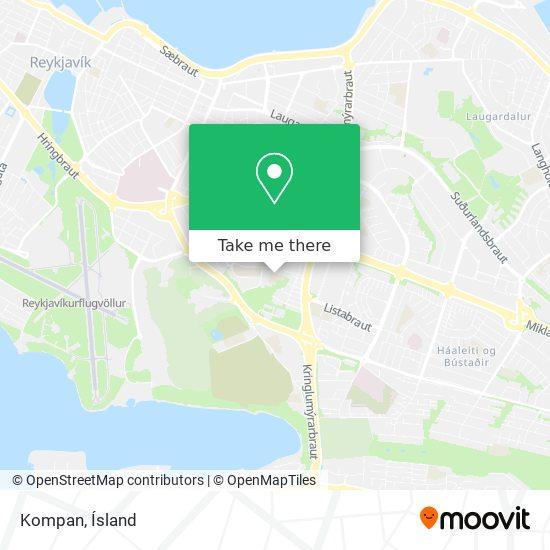 Kompan map