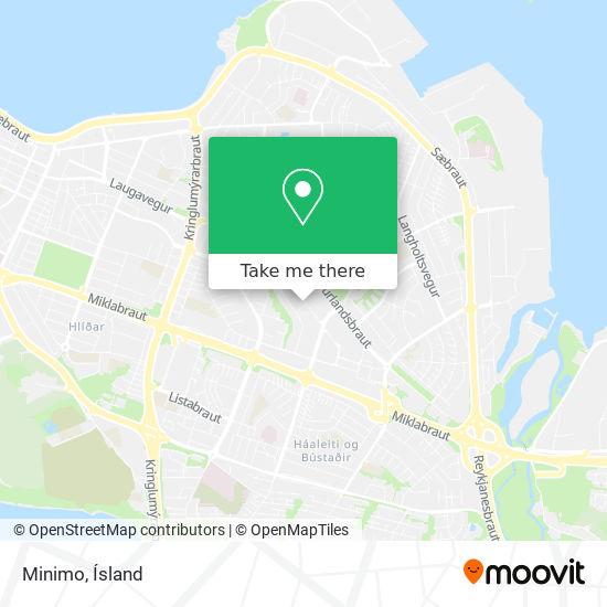 Minimo map