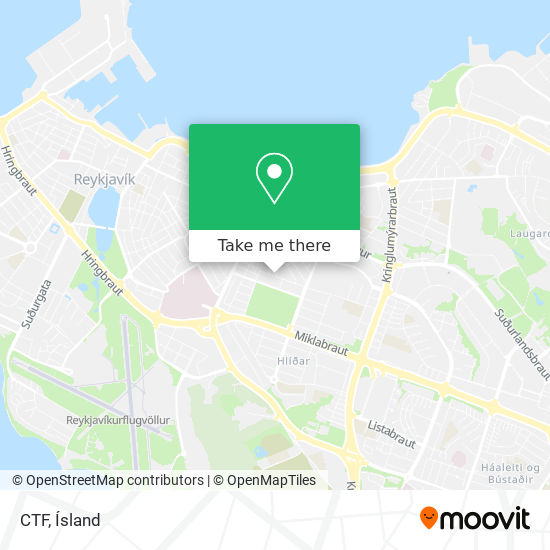 CTF map