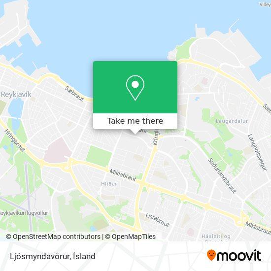 Ljósmyndavörur map