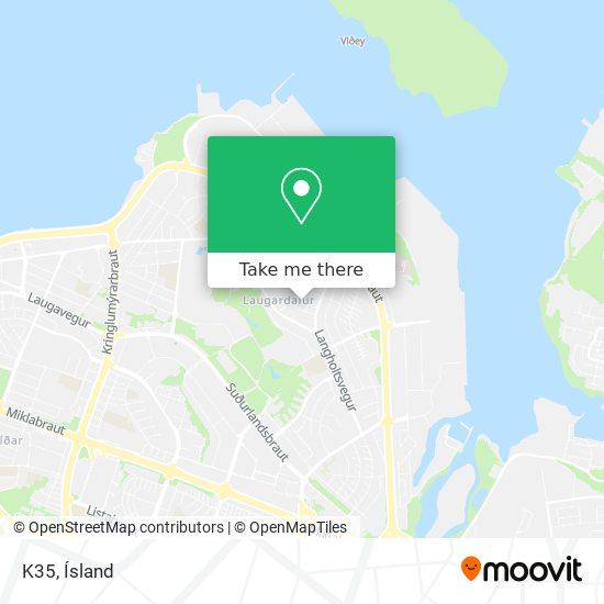 K35 map