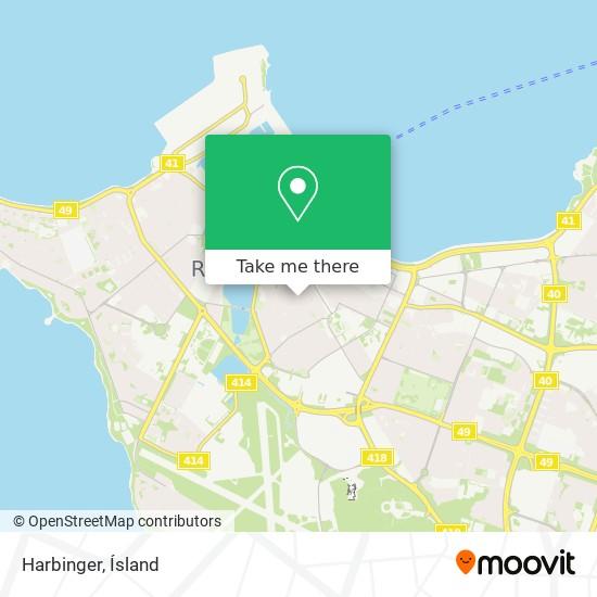 Harbinger map