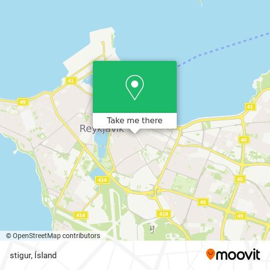 stigur map