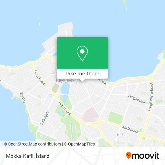 Mokka-Kaffi map