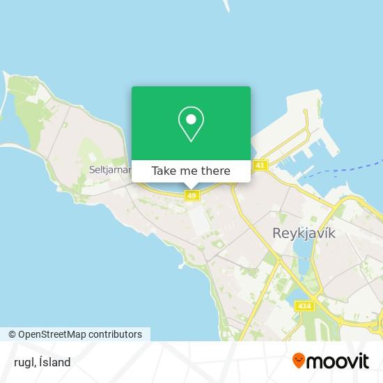 rugl map