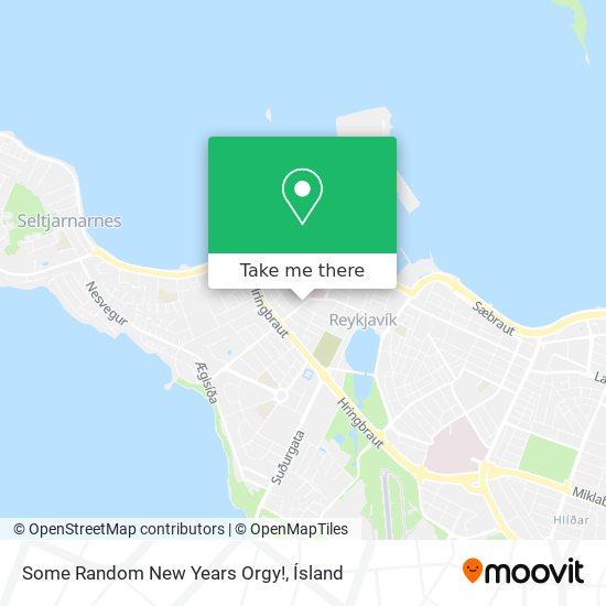 Some Random New Years Orgy! map