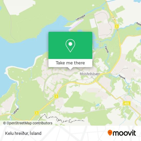 Kelu hreiður map